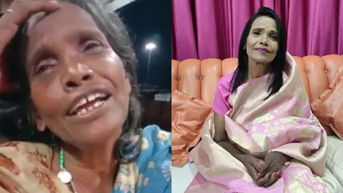 Ranu Mondal: A local train singer is new singing sensation on social media, bags talent show offers