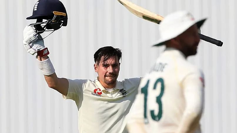 England on top in 1st Ashes Test