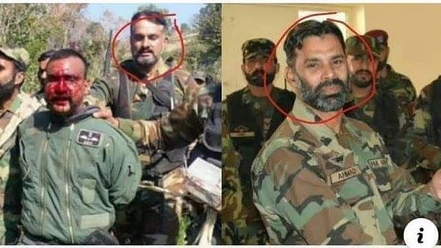 Pak commando behind capture of Abhinandan killed