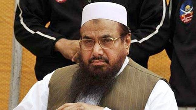 Hafiz Saeed (file photo)