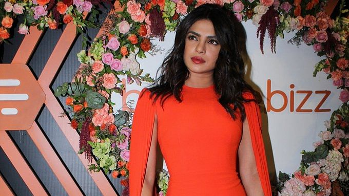Priyanka Chopra (Photo Courtesy: IANS)