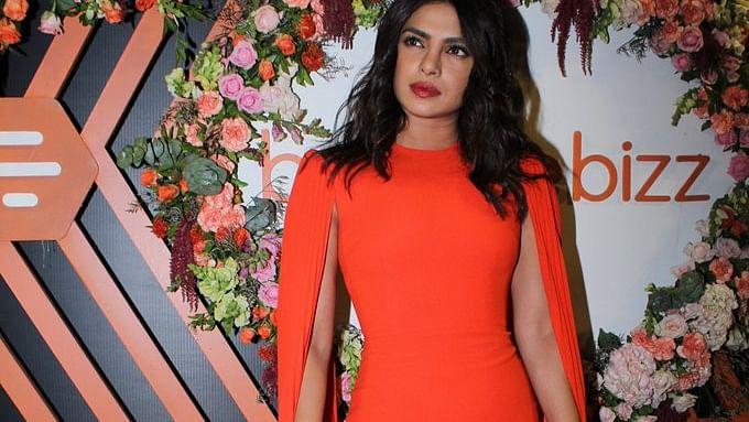 Priyanka Chopra tops the list of the most in-demand stars in the world