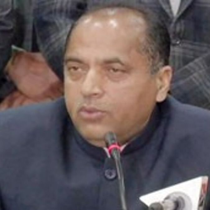 Himachal Pradesh chief minister Jai Ram Thakur (PTI file photo).