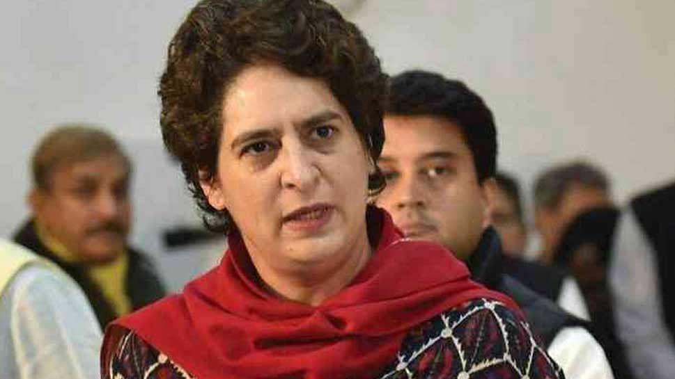 RSS motive behind debate on reservations are dangerous says, Priyanka Gandhi