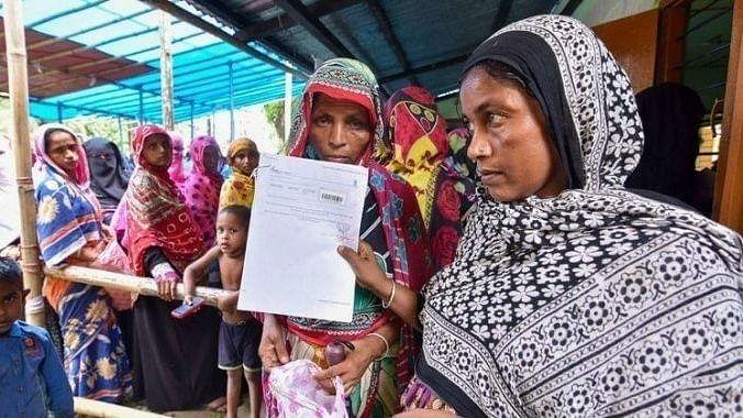 NRC process is especially discriminatory towards women