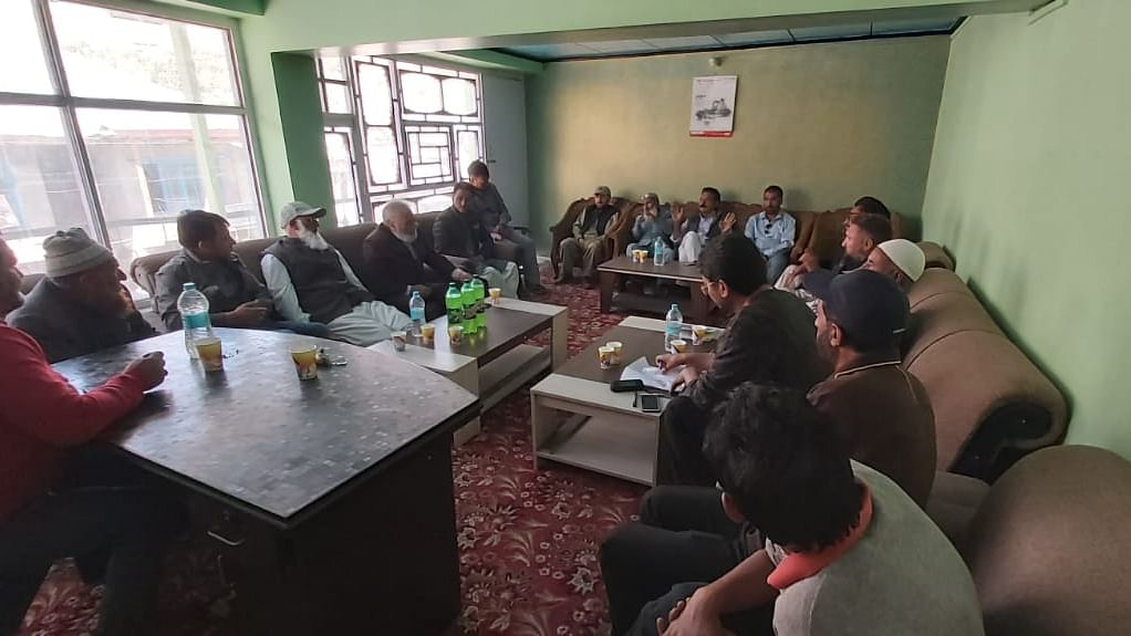 Drass leaders, including BJP, condemn abrogation of Article 370; demand to be part of J&K