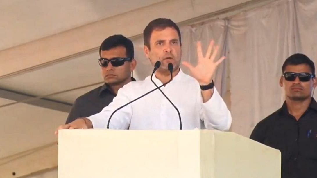 Punjab, Assam and Mizoram accords under Rajiv Gandhi strengthened Indian Union, says Rahul Gandhi