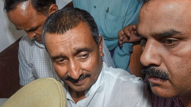 Delhi court frames charges of rape against expelled BJP MLA Kuldeep Sengar in Unnao rape case