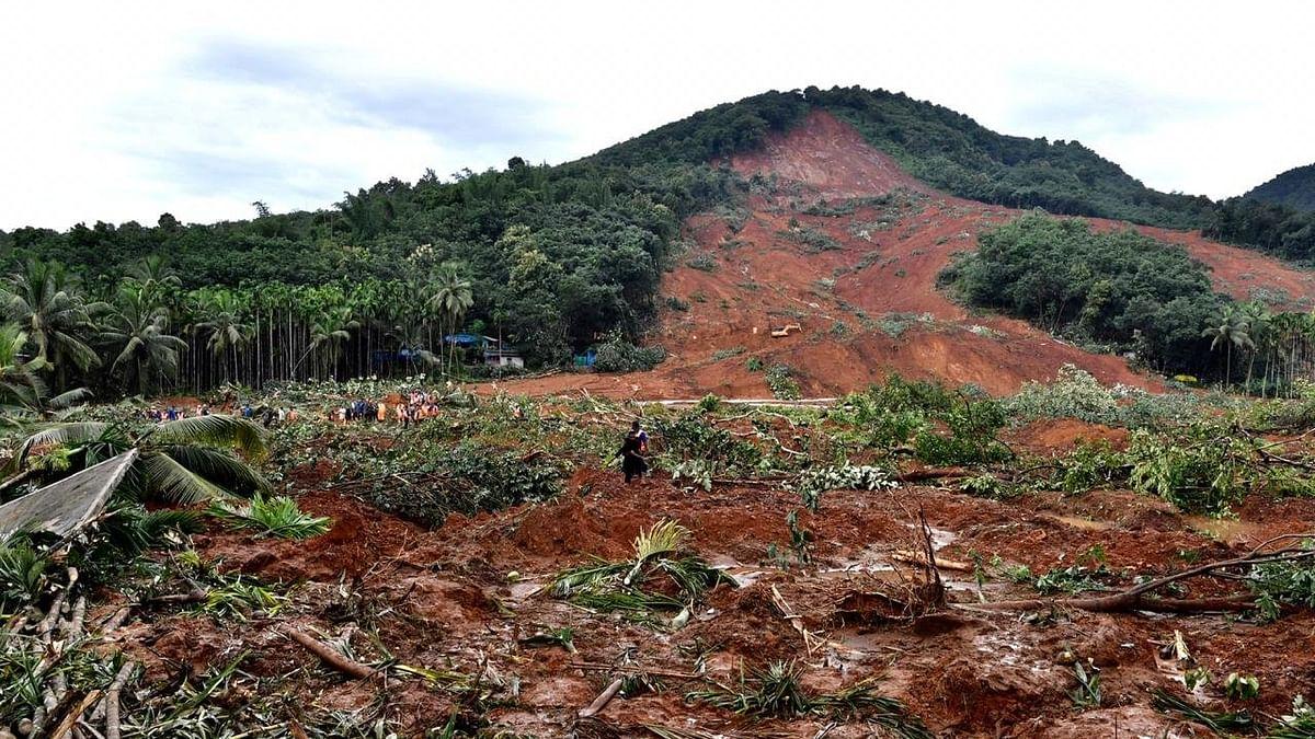 LIVE News Updates: Heavy rainfall triggers landslide near Mudigere in Chikmagalur, Karnataka
