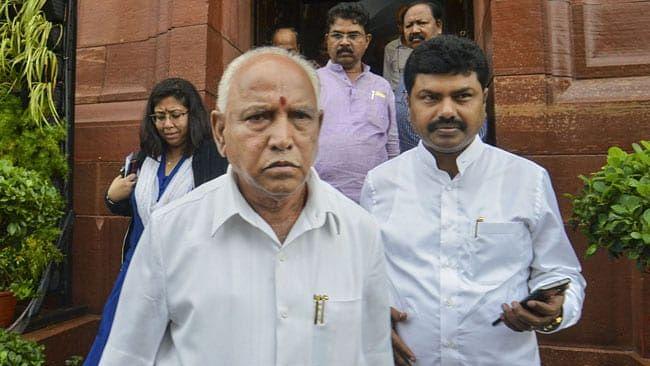 Disqualified Karnataka MLA Narayana Gowda claims BS Yediyurappa gave him ₹1,000 Crore, says media report