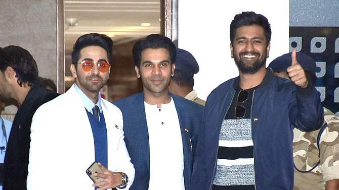 Are Ayushmann, Rajkumar and Vicky the new Bollywood?