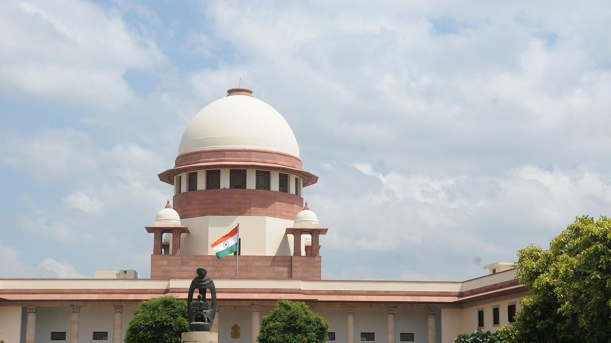 Be a 'great lover': SC to Muslim man who wed Hindu woman