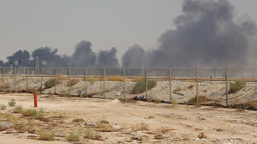 Attacks on Saudi Arabia's oil facilities have global consequences, says  US official