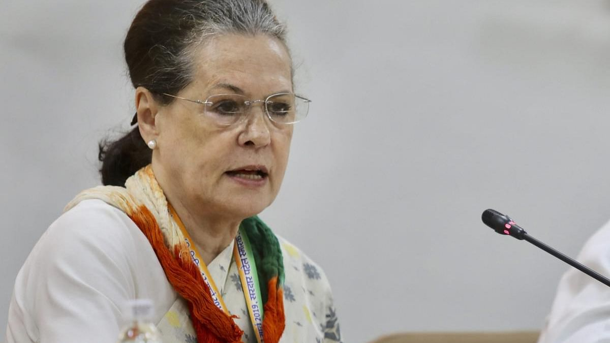 Sonia Gandhi: Modi govt sees institution of RTI as an obstacle to enforcing their majoritarian agenda