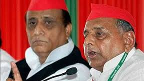 Mulayam Singh comes out in support of Azam Khan
