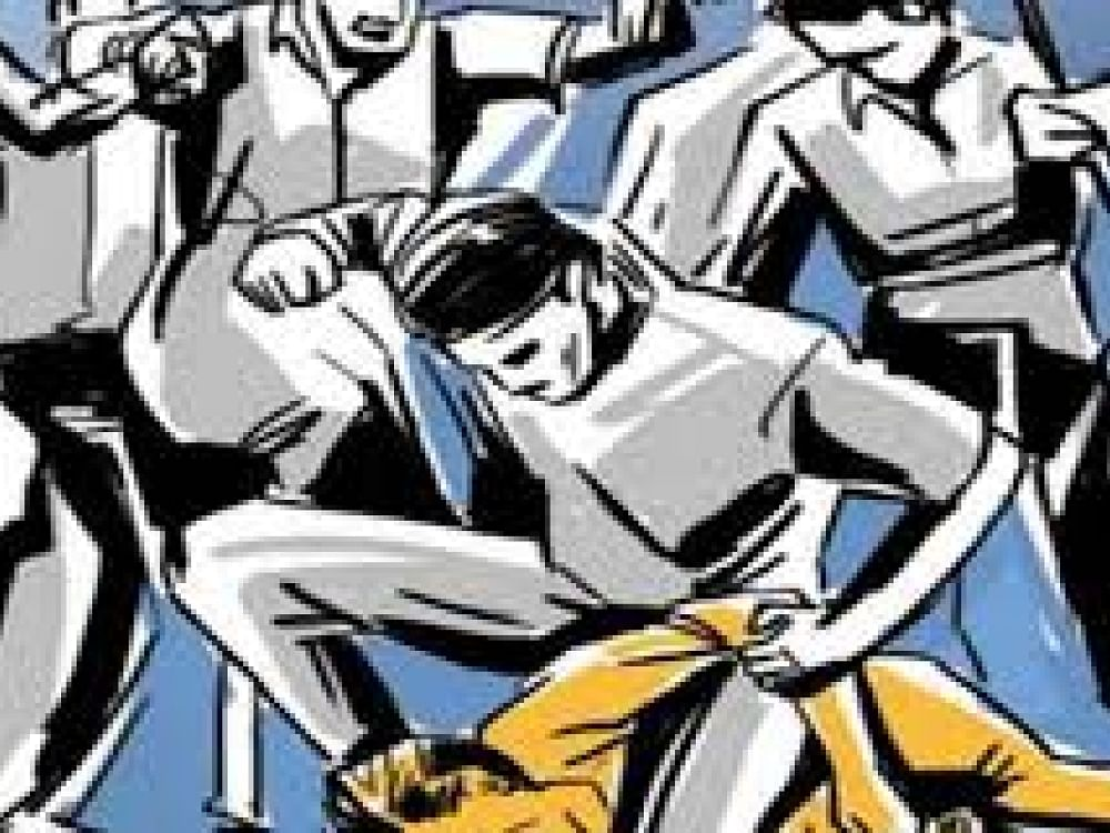 Dalit youth stripped and flogged by Ahmedabad restaurant owner