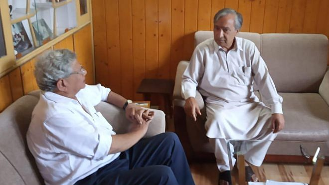 Supreme Court orders shifting of ex-CPI (M) MLA Mohd Yusuf Tarigami to AIIMS from Srinagar