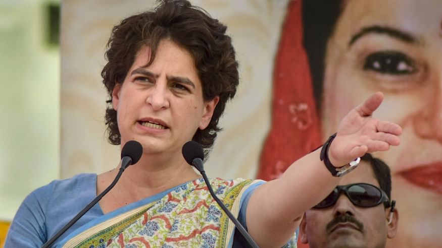 Death of teachers in UP: Priyanka demands Rs 1 crore compensation, job for kin