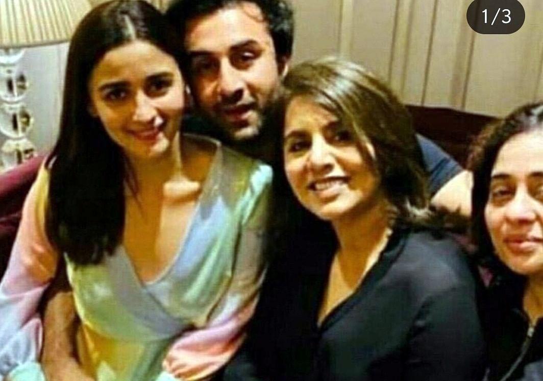 Ranbir celebrates his birthday with pomp, gets wishes from girlfriend Alia Bhatt