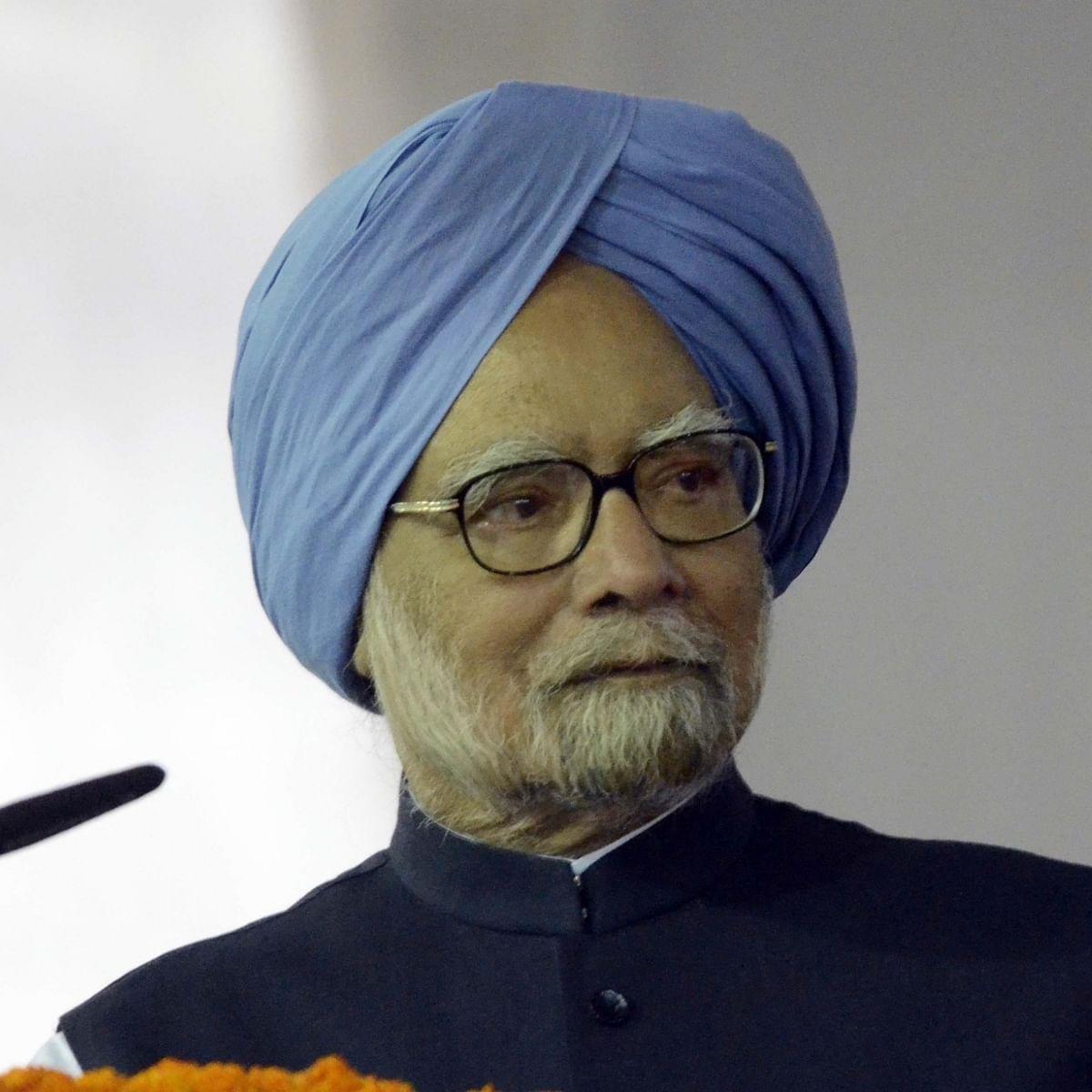 Former prime minister Manmohan Singh (Photo: IANS).