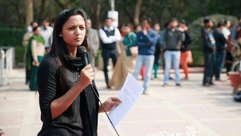 Shehla Rashid gets protection from arrest in sedition case