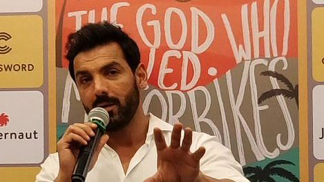 John Abraham refers to Fidel Castro, explains why Kerala hasn't been 'Modi-fied'