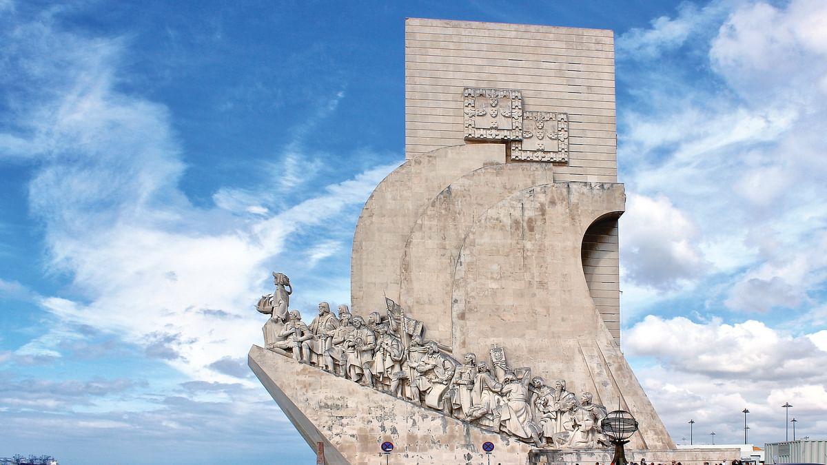 Lisbon, the city of Vasco Da Gama