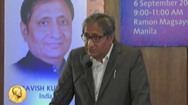 Testing time for journalists, state surveillance apparatus more overbearing than ever, says Ravish Kumar