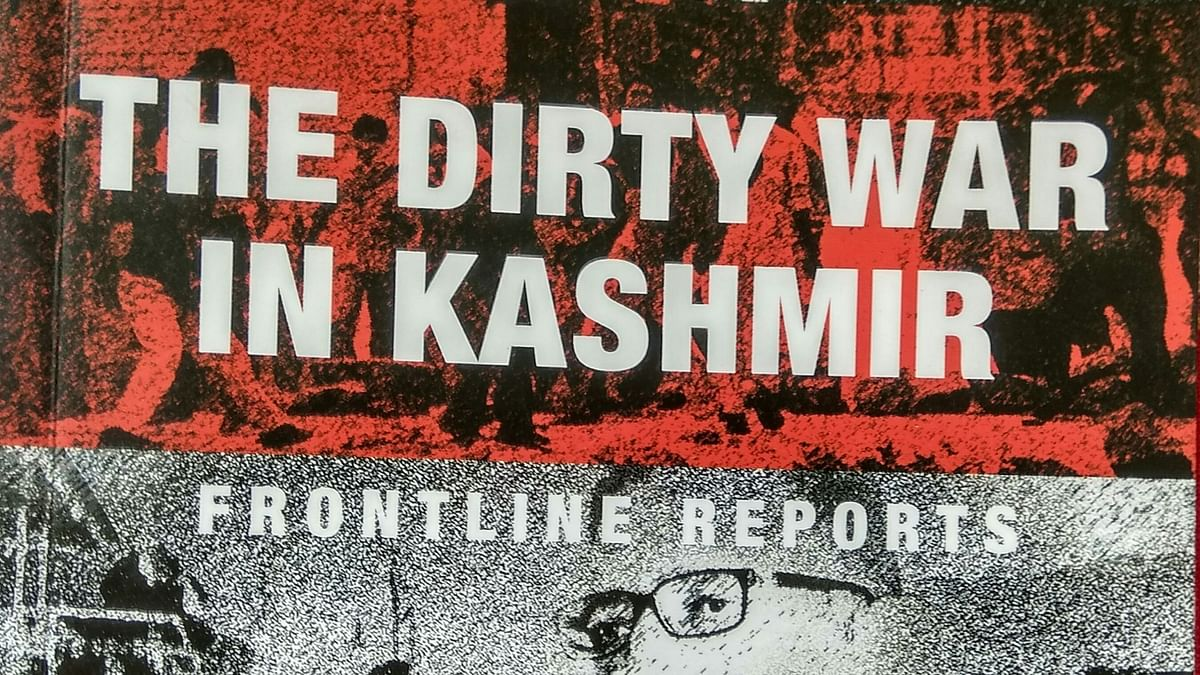 Who is playing 'dirty war' in Kashmir ?