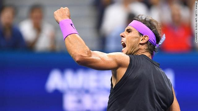 Nadal beats Medvedev in marathon match to win US Open