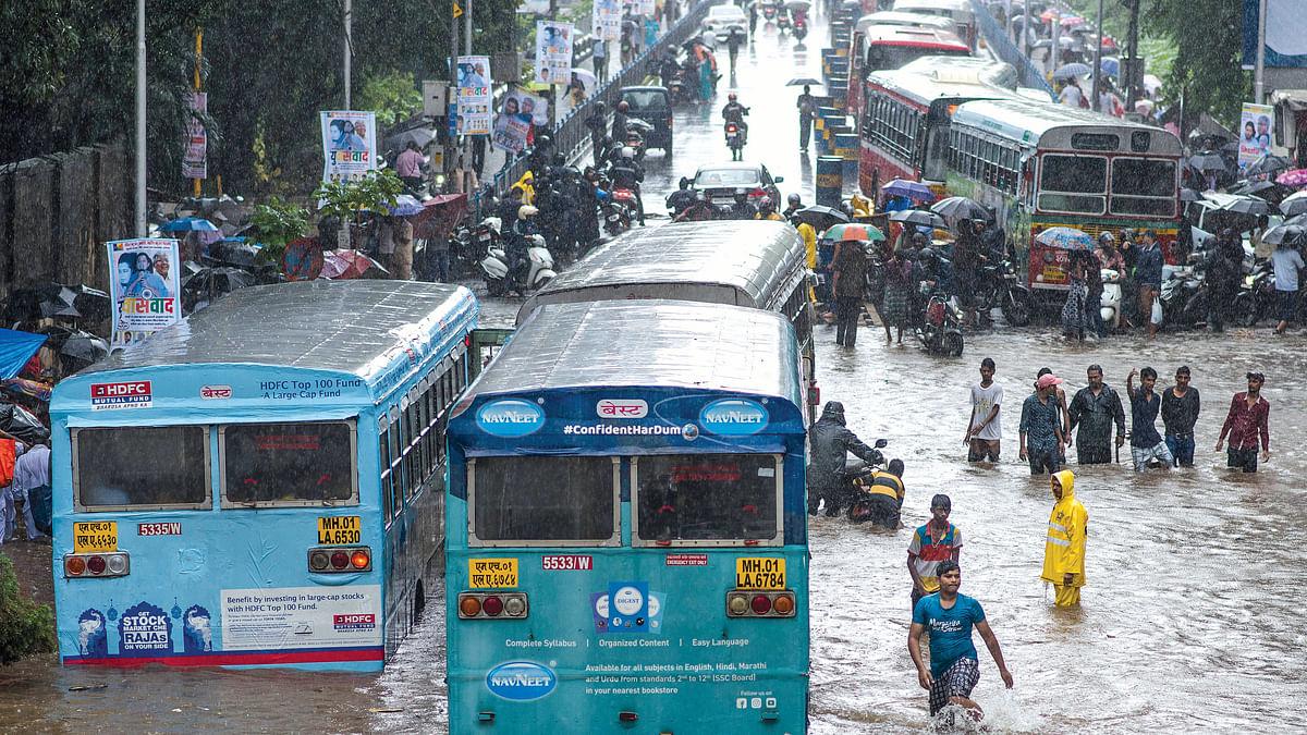 Floods in Mumbai