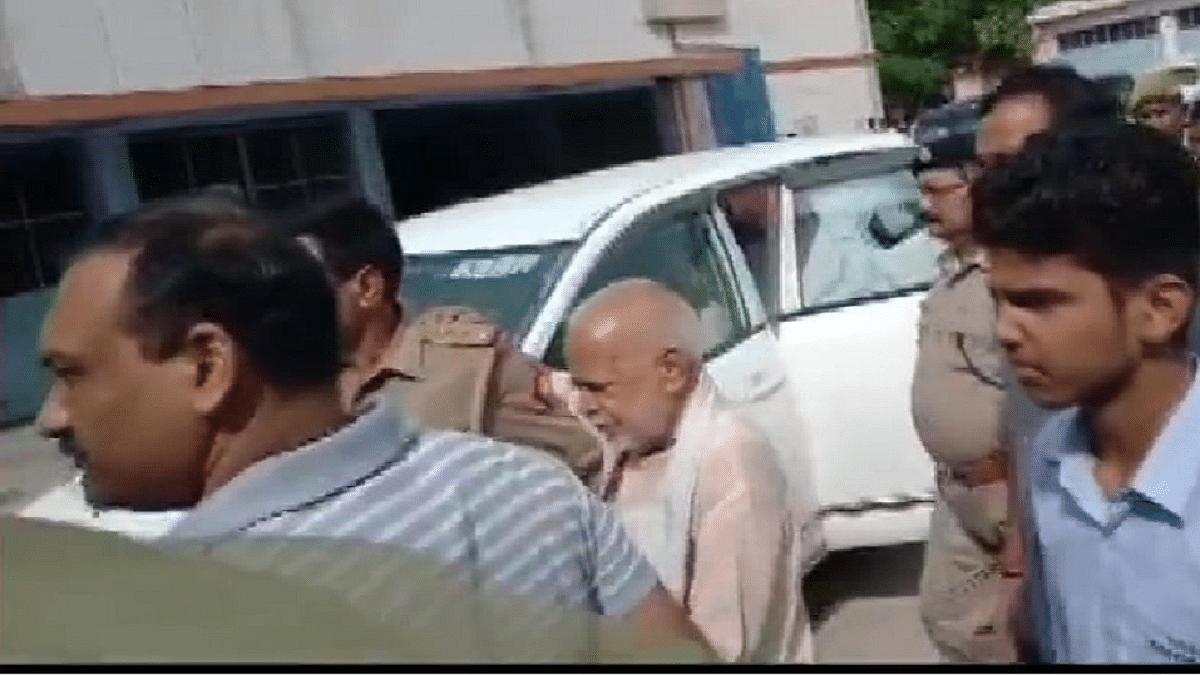BJP leader Swami Chinmayanand arrested in rape case, taken for medical examination