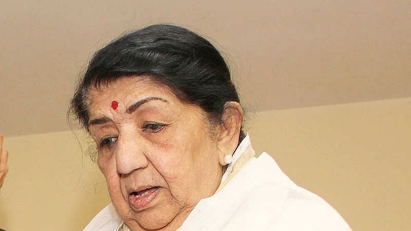 Fake news brigade on Lata Mangeshkar's health strikes again
