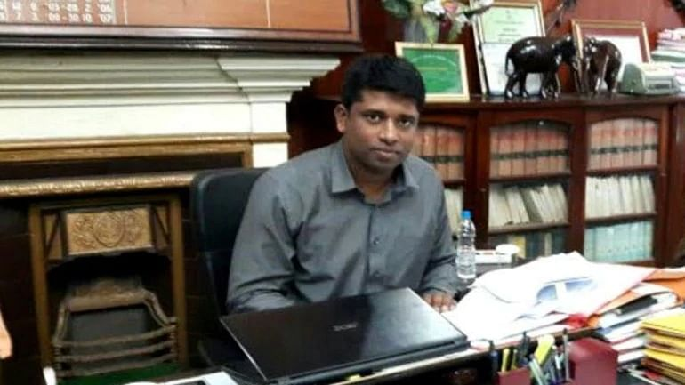 Didn't quit because of MHA notice on 'misconduct', asserts IAS Kannan Gopinathan