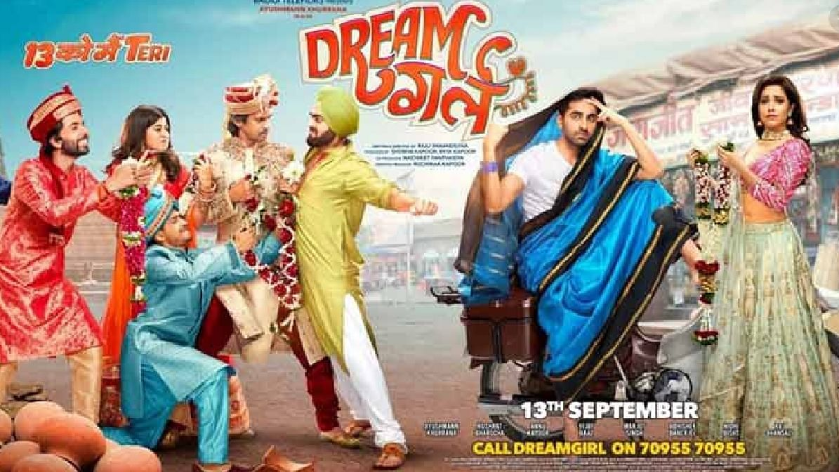 'Dream Girl' review: Ayushmann Khurrana shines once again in this 'audio joyride' through visuals