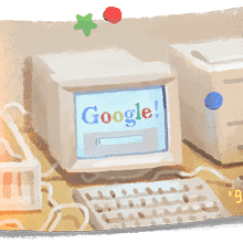 Google celebrates its 21st birthday