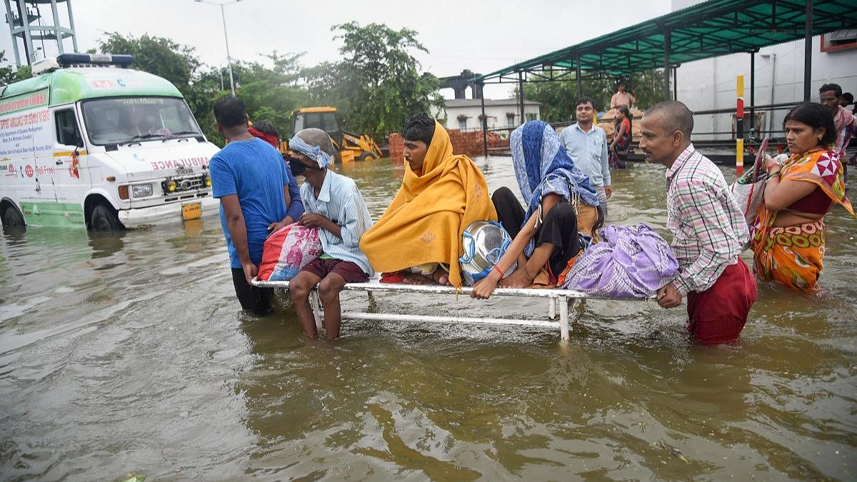 Man proposes, Bihar Sarkar disposes: Surviving the Patna floods