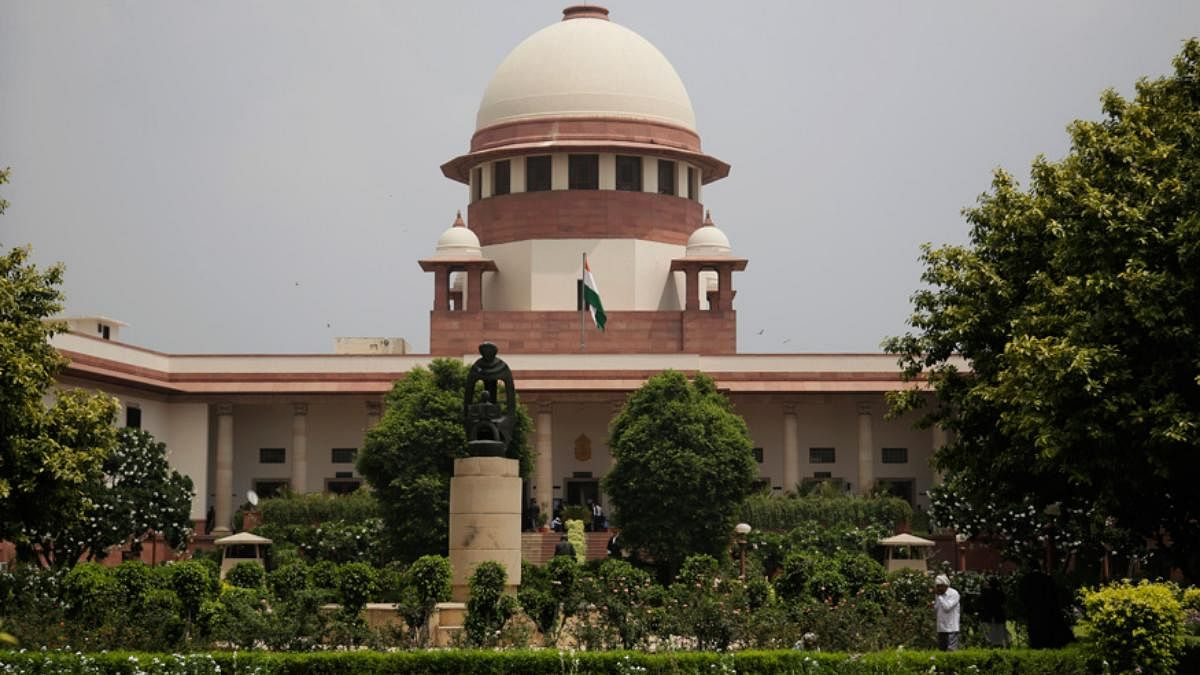 Supreme Court of India (Photo Courtesy: PTI)
