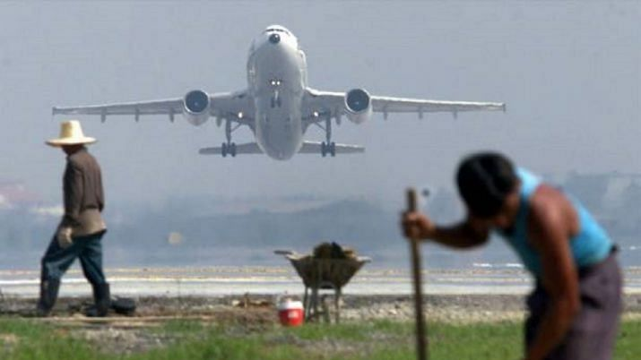 Navy trying to clear stray dogs off Goa airport runway