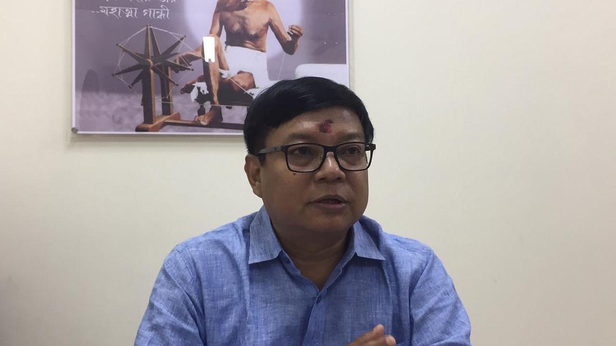 Leader of Opposition in Assam Legislative Assembly Debabrata Saikia (NH photo).