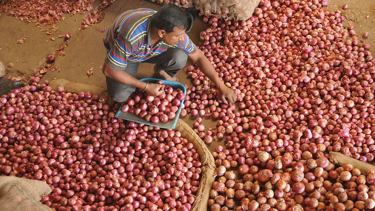 Amid escalating prices,  Piyush Goyal says 7,000 tonnes onion already imported, more   likely to arrive