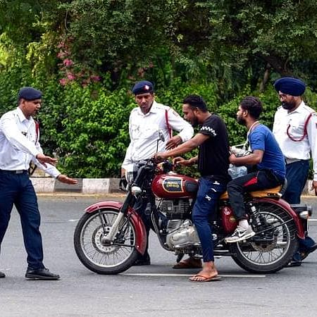 To expect overnight behavioural change in drivers by imposing hefty penalties is way off the mark. (Representational image, PTI)
