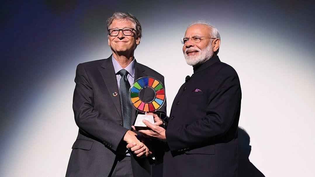 Global Goalkeeper award to Modi: Sabah Hamid, Gates Foundation staffer resigns in protest