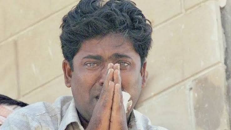 Gujarat riots victim