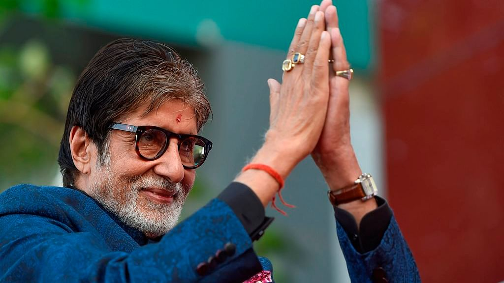 Amitabh completes 50 years in Bollywood; son Abhishek and many others congratulate on social media