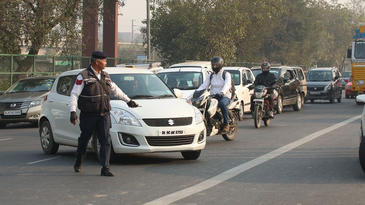 Centre-State showdown over hefty traffic fines, matter reaches the desk of Attorney General