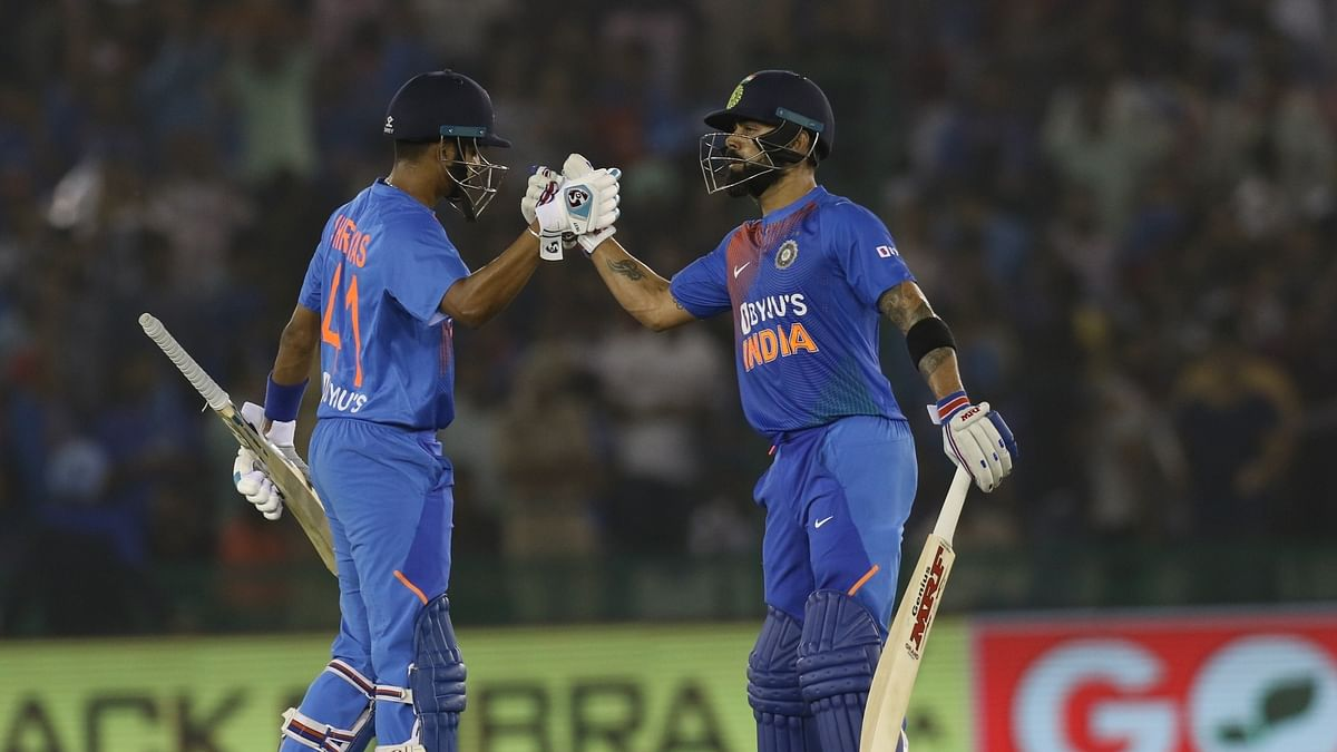 2nd T20: India register 7-wicket win over South Africa