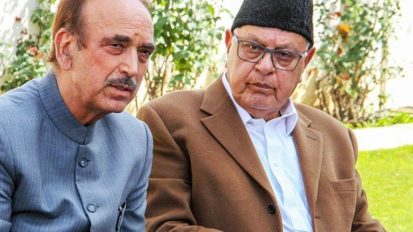 Congress condemns Farooq Abdullah's detention under PSA