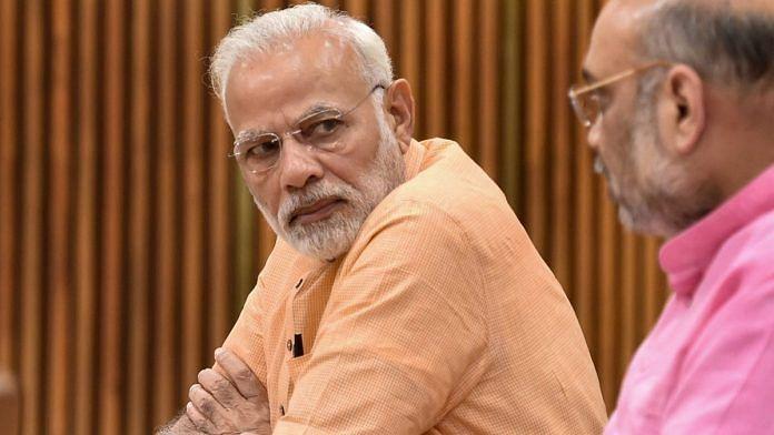 Tyranny, chaos and anarchy describe 100 days of Modi govt: Congress