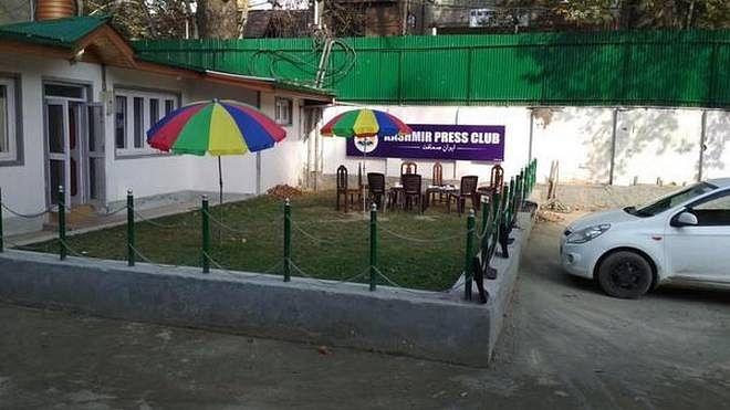Kashmir Press Club denounces curbs on scribes, demands lifting of communication blockade